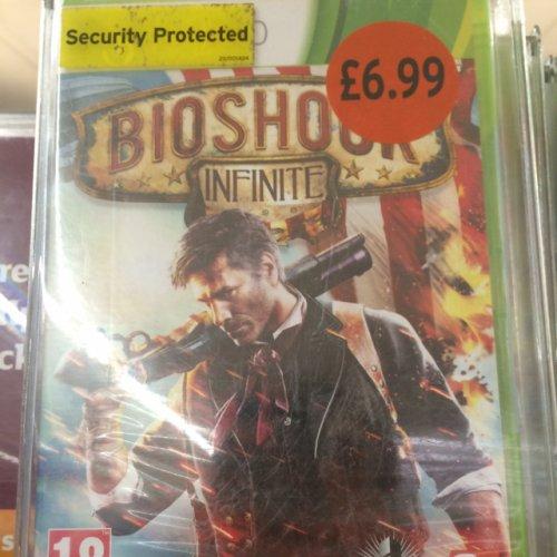 Bioshock Infinite, 360 - £6.99 at Sainsburys
