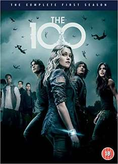 'The 100' Season 1 DVD £12.50 Delivered @ Amazon