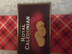 Royal Caledonian shortbread selection 900g reduced to £2 @ iceland