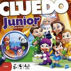 Cluedo Carnival Board Game from Hasbro Gaming   390/7296 was £12.99 now £6.49 @ Argos