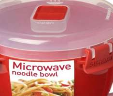 Sistema Microwave Range on Sale at Tesco Direct from £3 plus Free Click + Collect