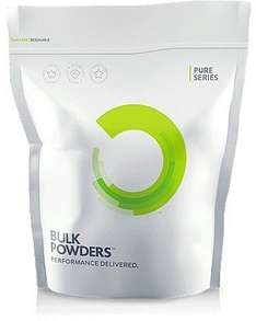 5kg Pure Whey potein for £37.43 at bulk powders (free delivery over £49 spend) until 7th Jan