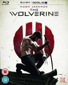 The Wolverine (Blu-Ray) £5 @ Amazon (free delivery with £10 spend/Prime)