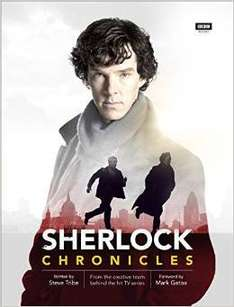 Sherlock Chronicles Book £5 reduced from £25 on Amazon  (free delivery £10 spend/prime)
