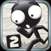 Line Runner 2 game (RRP 1.99) Free for iPhone and iPad