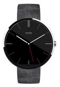Motorola MOTO 360 Grey Smartwatch for £181.49 @ Ebuyer