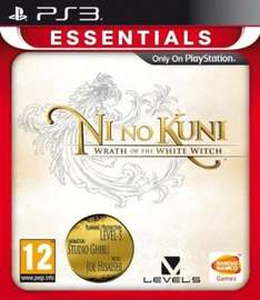 Ni No Kuni Essentials PS3 £10 @ Amazon.co.uk (More Buying Choices)