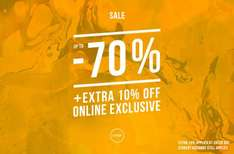 topman 70% sale plus an extra 10% off at till