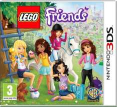 Lego friends 3DS - AMAZON £11 delivered