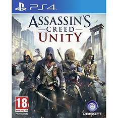 Assassin's Creed: Unity PS4 £22 @ John lewis