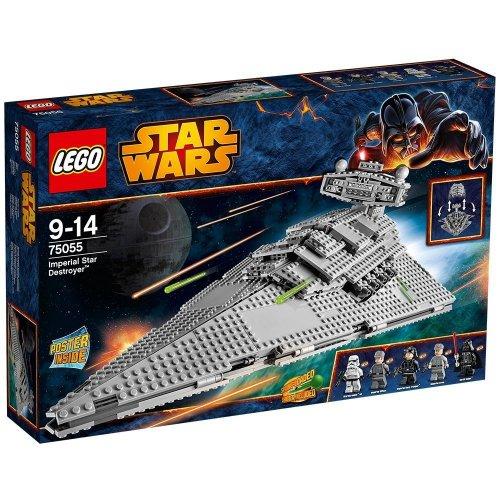 Lego Star Wars Imperial Star Destroyer 75055 £90 @ Amazon