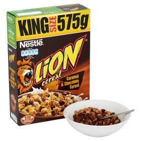Lion cereal £1.64 at ASDA