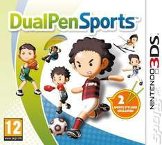Dual Pen Sports 2DS 3DS £2.86 Delivered @ Shopto