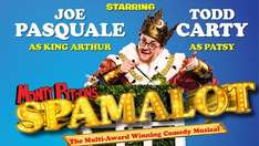 Spamalot in Manchester - Band A tickets for £20 (no booking fees) @ Amazon Local ( ATG Tickets)
