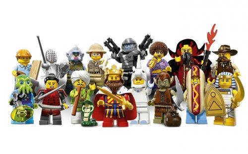 lego minifigures series 13 £1.97 @ Asda