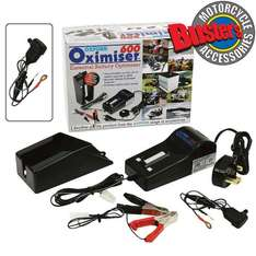Oxford Oximiser 600 12v Motorcycle Battery Charger - busters-2009 Ebay Store - £19.99 free delivery