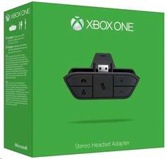Microsoft Xbox One Stereo Headset Adapter - £17.99 @ Expansys
