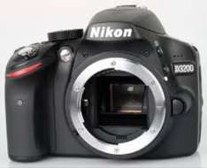 Nikon d3200 body only B condition £150 from cex