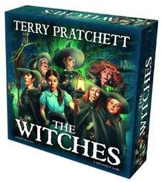 The Witches (Terry Pratchett's Discworld) board game £16.73 @ Amazon