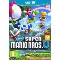 NEW SUPER MARIO BROS U (WII U) - Flash Deal £17.95 @ The Game Collection