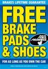 Kwik-Fit Brake Check !!FREE!! (Also have a lifetime guarantee on brake pads/shoes)