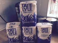 Tate and Lyle Sugar 50p @ Nisa