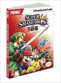 Super Smash Bros. Prima game guide (for Wii U & 3DS) £6 at Game