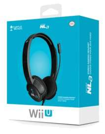 Turtle Beach Ear Force NLA Headset for Wii U & PS4 £6 @ Game