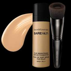 bare minerals bareskin and brush £35.93 delivered @ Escentual