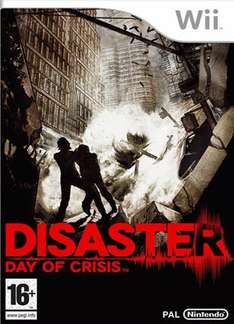 Disaster Day of Crisis - Nintendo Wii - £1.99 Preowned @ GAME