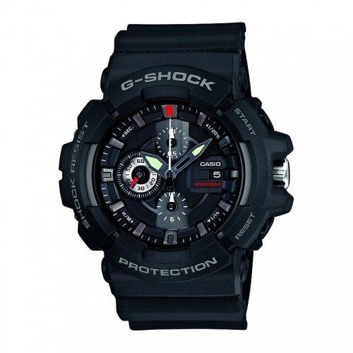 G-Shock Men's Black Resin Strap Watch, model GAC-100-1AER, £59.99 delivered from hsamuel