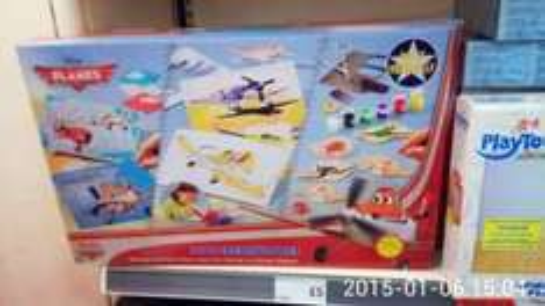 Disney Planes 3 in 1 creativity set - £5 @ Morrison