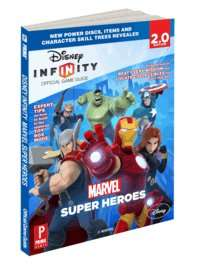 Disney Infinity 2.0 official Prima game guide £3 @ Game ( in store )