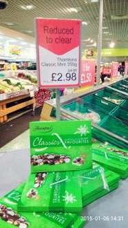 Thorntons Classic Mint Favourites Chocolates - £2.98 @ Morrison