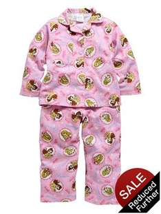 Dinsey princess pyjamas reduced from £14.00 to £5 age 2-3 @ Littlewoods