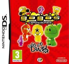 Gogo's Crazy Bones - Nintendo DS / DSi and DS Lite - £2.00 New @ GAME