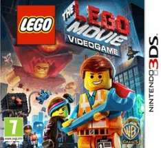 The lego videogame Nintendo 3ds £13.00 @ Game