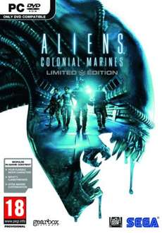 Aliens: Colonial Marines (Limited Edition) PC for £3.98 @ Zavvi