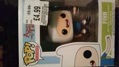 pop vinyl Finn adventure time £4.99 @ HMV