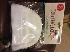 £1.00 baby hats 2 pack 100% cotton. @ B&M