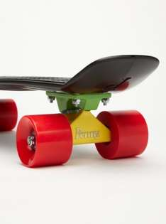 """Original Penny 22"""" Skateboard, 'Rasta' - £34.56 Dispatched from and sold by Amazon."""