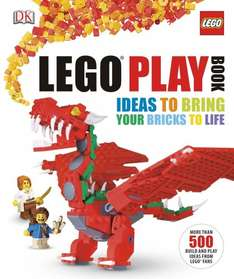 Lego play book [Hardcover] @ Amazon only £3.00 plus delivery unless £10 or more spend.
