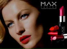 Max Factor reductions at Tesco instore