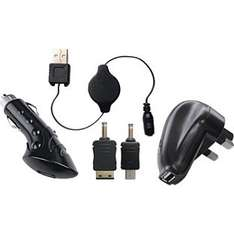 2020 Mobile Universal Mains/In-Car Mobile Phone Charger £4.99 @ Argos