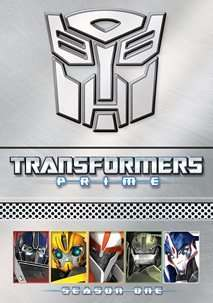 Transformers Prime Season 1 (26 Episodes) only £3.99 @ Blinkbox