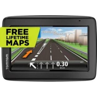 TomTom Start 20 4.3 Inch Sat Nav Lifetime Maps Full EU £79.99 @ Argos