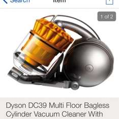 Dyson dc39 brand new tesco ebay outlet £229 @ eBay / Tesco (More dyson listed below) Hope it helps