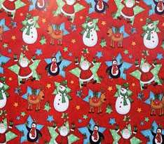 all wrapping paper 10p Aldi Airdrie
