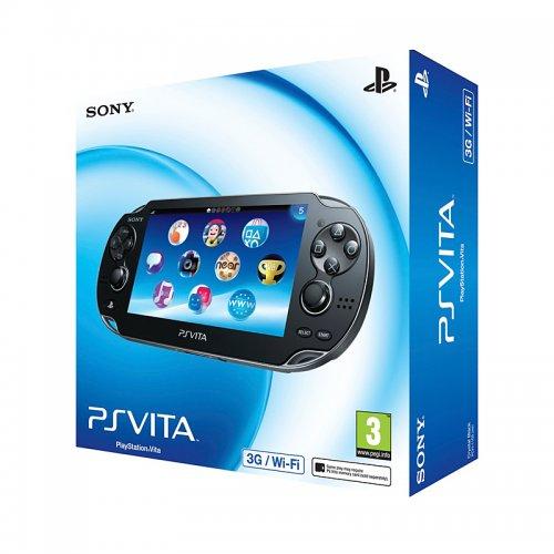 PlayStation Vita 3G & Wi-Fi Console £120.00 @ ASDA
