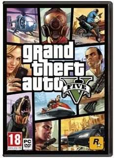 Grand Theft Auto V - PC £32.85 @ Simply games with $1 Mill pre order bonus